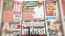 Falsch gemischt: Ein Apotheker aus Bottrop wird beschuldigt, über Jahre hinweg Krebsarzneimittel absichtlich falsch dosiert zu haben. (Foto: DAZ.online)