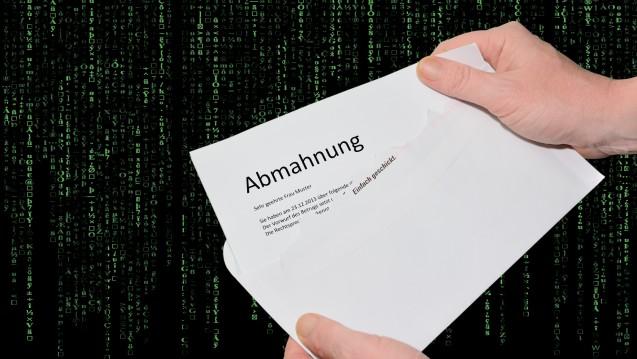 Einen Missbrauch des Abmahnrechts wollen weder FDP noch Regierung. (SZ-Designs / stock.adobe.com)