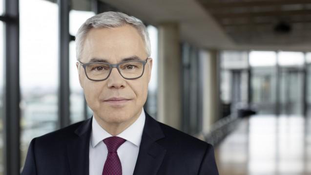 Apobank-Vorstandschef Ulrich Sommer findet: Der Apobank ist 2017 gut gelungen, was sie sich vorgenommen hatte. (Foto: Apobank)