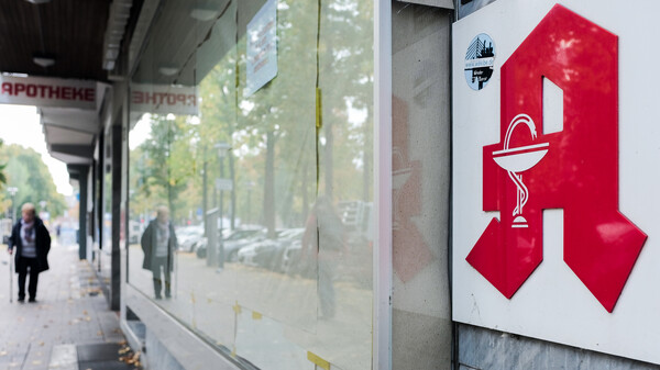 Apothekenzahl in Bayern fällt unter 3.000