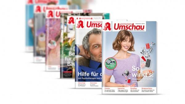 Wort & Bild sucht das Umschau-Cover des Jahres