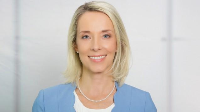 Stefanie Stoff-Ahnis ist neues Vorstandsmitglied im GKV-Spitzenverband und übernimmt dort unter anderem den Arzneimittelbereich. (s / Foto: GKV-SV)