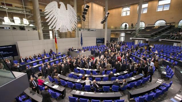 Der Bundestag stimmte am 9. November ohne Fraktionszwang über eine ethisch umstrittene Forschungsfrage ab. (Foto: picture alliance / NurPhoto)