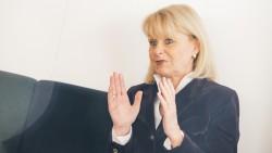 Die gesundheitspolitische Sprecherin der Unionsfraktion, Karin Maag, bestreitet, dass es zwischen der ABDA und dem BMG eine ausgehandelte Honorar-Lösung geben soll, die ein Plus von 350 Millionen Euro für die Apotheker bedeuten würde. (Foto: Külker)