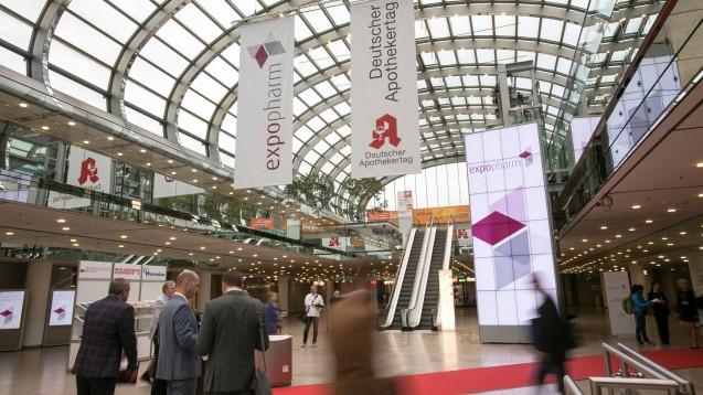 Die Expopharm 2020 in München fällt aus. (c / Foto: Schelbert)