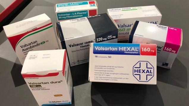 Mindestens seit 2010 bekam Gerta H. laut ihren Töchtern ein blutdrucksenkendes Mittel, ab 2013 die Generika von Hexal und 1A-Pharma. Von Februar 2017 an nahm sie Valsartan von Mylan dura ein, heißt es.(x / Foto: privat)