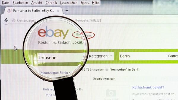 Knapp 3000 illegale Arzneimittel-Anzeigen bei Ebay