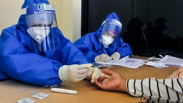 """USA: Großangelegte Studie soll """"stumme"""" Infizierte erfassen"""