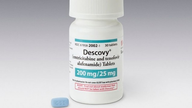 Die Fixkombination aus Emtricitabin und Tenofoviralafenamid ist seit Mai in der Apotheke zu haben. (Foto: Gilead)