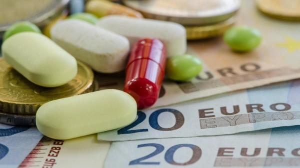 Arzneimittelausgaben in 2015 deutlich gestiegen