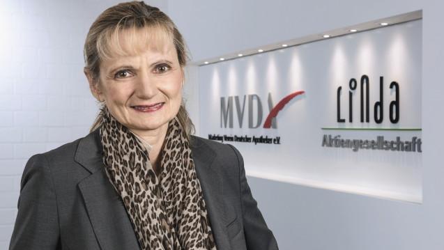 Die MVDA-Präsidentin Gabriela Hame-Fischer und ihr Vize-Präsident Dr. Holger Wicht beschweren sich in ihrem Präsidentenbrief an die Apotheker über das Honorar-Gutachten des BMWi. (Foto: MVDA)