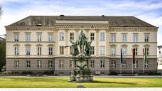 Das NRW-Justizministerium in Düsseldorf hat ein Beschwerdeschreiben einer Nebenklägerin im Zyto-Prozess an das Landgericht Essen weitergeleitet. (Foto: Imago)