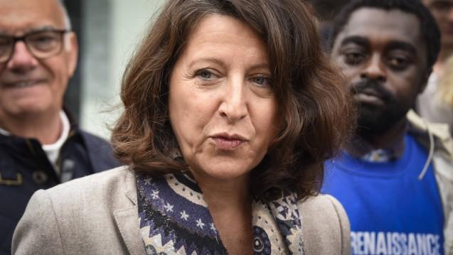 Die französische Gesundheitsministerin Buzyn, hier als sie im Mai in Paris für die Europawahl warb, hat sich aktuell dem umfassenden Problem der Lieferengpässe angenommen und dazu eine Roadmap präsentiert. (Foto:imago images / PanoramiC)