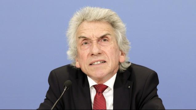 Gezählte Tage? Der Verwaltungsrat der AOK Baden-Württemberg hat die Stelle vom Vorstandsvorsitzenden Dr. Christopher Hermann ausgeschrieben. (Foto: Imago)