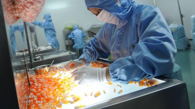 Symbolbild: Müssen Pharmaunternehmen in Ländern außerhalb der EU gründlicher durchleuchtet werden? (Foto:imago)