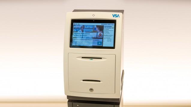 In Baden-Württemberg und in Rheinland-Pfalz sollen schon bald zwei weitere digitale Rezeptsammelstellen in Betrieb genommen werden. (Foto: Schelbert)