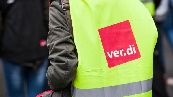 Gewerkschaft Verdi bestreikt Alliance Healthcare