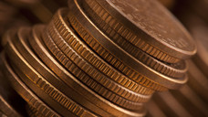 Unnötige Kosten? Allein in der Herstellung fallen für eine Ein-Cent-Münze 1,65 Cent, für eine Zwei-Cent-Münze zwei Cent an. (Foto: Jakub Krechowicz)