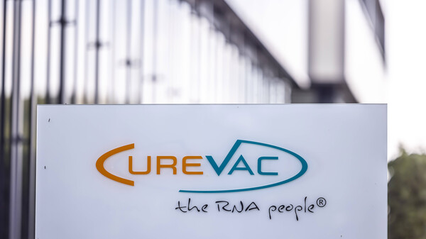 Curevac strebt Zulassung für CVnCoV an