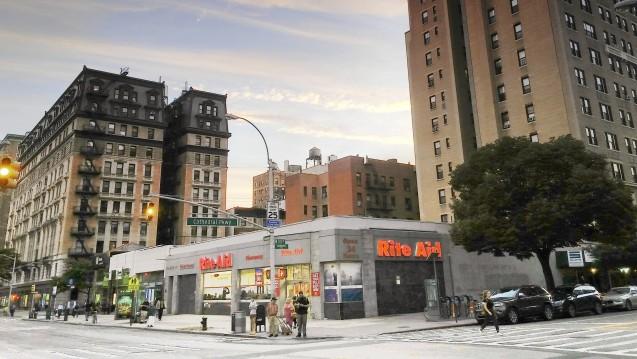 Eine Rite Aid-Filiale im New Yorker Viertel Upper West Side - Apotheker gehören in den USA zu den Spitzenverdienern. (Foto:Levine-Roberts / Imago)