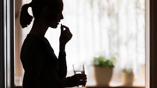 Ab wann wird die Einnahme rezeptfreier Schmerzmittel bedenklich oder gar zur Sucht? (s / Foto: kieferpix / stock.adobe.com)