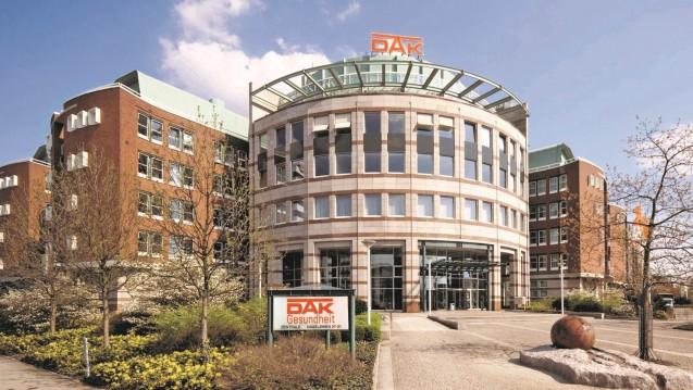 Personalrochade bei der DAK: Laut FAZ-Informationen geht der bisherige Vorstandsvorsitzende Rebscher Ende des Jahres in den vorzeitigen Ruhestand. (Foto: DAK)