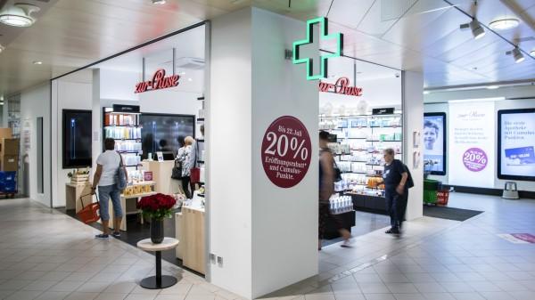 Zur Rose: Bis zu 175 Millionen Franken für das E-Rezept