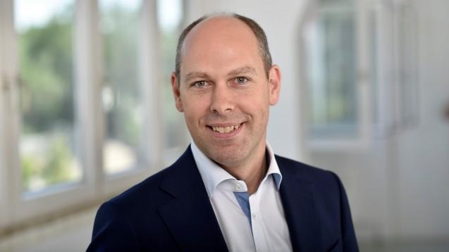 Gehe-Chef Peter Schreiner warnt davor, dass Ärzte (E-)Rezepte diekt an Apotheken schicken können. (m / Foto: Gehe)