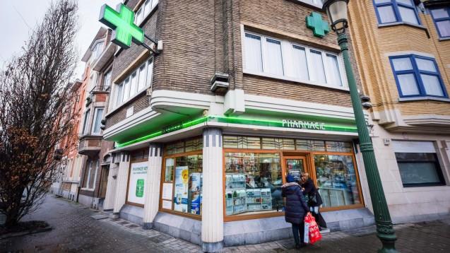 Zur Verhinderung vermeidbarer Lieferengpässe bei Arzneimitteln hatte unser Nachbarland Belgien im Frühjahr Exportverbote für Arzneimittelgroßhändler verhängt.(Foto: imago images / Reporters)