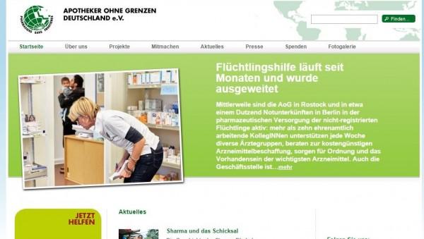 Heilberufe-Job-Plattform für Flüchtlinge