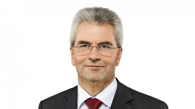 Dr. Hans-Peter Hubman will seine Forderungen weiter in die Politik hineintragen. (Foto: ABDA)