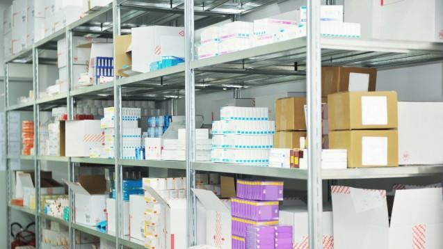 Hexal bittet, Warenbestände zu überprüfen. (Foto: shock/Fotolia)