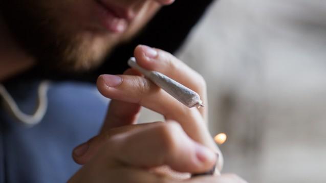 Wenn es nach der Bundeskanzlerin Angela Merkel geht, wird Cannabis erstmal nicht zu Konsumzwecken freigegeben. (Foto: Syda Productions / Fotolia)