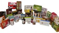 Packungen analysierter Schlankheitsmittel mit gefährlichen, nicht deklarierten Inhaltsstoffen. (Foto: Swissmedic)