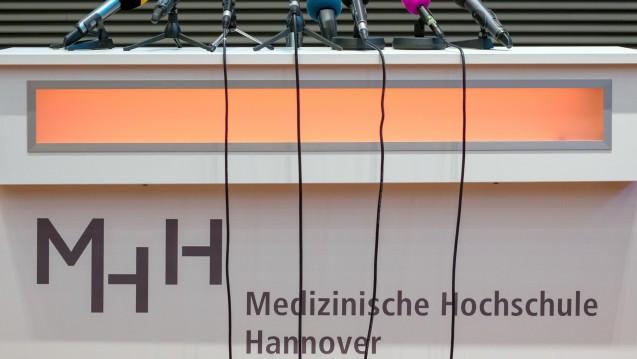 Die MHH ist für Hannover ein Grund, die EMA dort anzusiedeln. (Foto: picture alliance / dpa)
