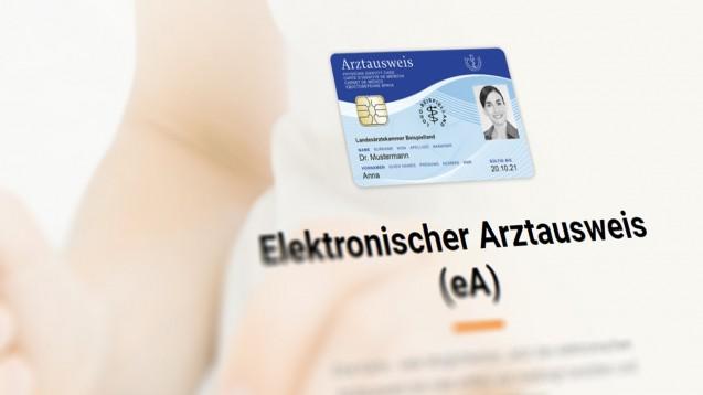 Laut einer Mitteilung der Kassenärztlichen Bundesvereinigung(KBV) sollen zumindest die Praxisausweise baldwieder bestellt und ausgegeben werden können. ( r / Foto: Screenshot Medisign.de)