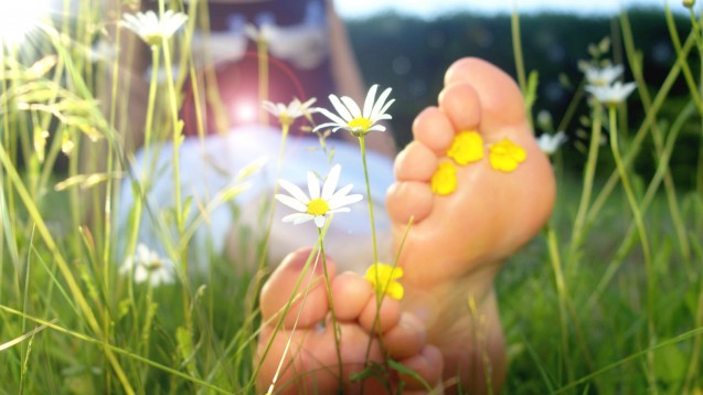 Fußpilz vorbeugen? Warentest gibt Tipps. (Foto: lisalucia/Fotolia)