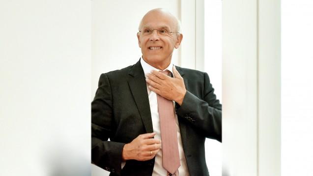 Detlev Mohr darf Chef des LAVG bleiben – trotz aller Versäumnisse seiner Behörde im Lunapharm-Skandal. (j/Foto:dpa)