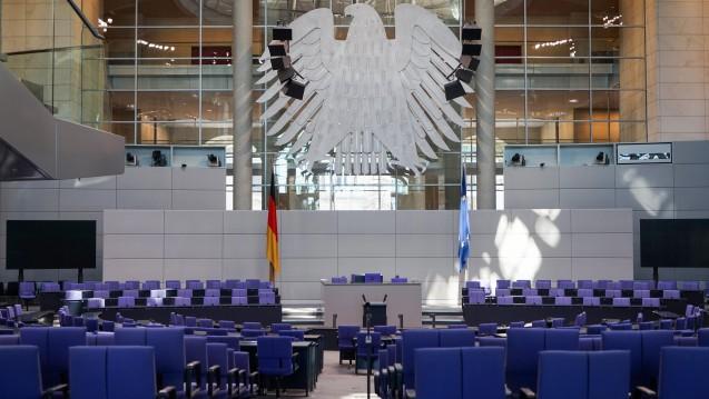 Applaus für die Retax-Lösung: Gesundheitspolitiker aus dem Bundestag begrüßen es, dass Null-Retaxationen künftig nicht mehr so einfach auszusprechen sind. (Foto:dpa)