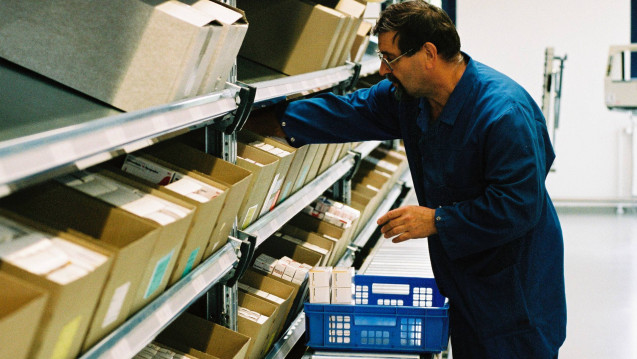 Die Lieferketten von Arzneimitteln werden immer komplexer, manchmal sind diese selbst für die beteiligten Händler schwer nachzuvollziehen. ( r / Foto: Imago)