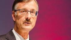 Die Entwicklung beim Honorar der Apotheker und die Zytostatika-Versorgung waren Themen von ABDA-Hauptgeschäftsführer Schmitz. (Foto: A. Schelbert)