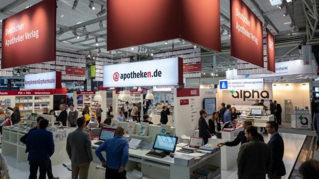 Kann die Expopharm in diesem Jahr wie geplant in München stattfinden? Das Oktoberfest wurde bereits abgesagt. Die Avoxa will nun spätestens Ende Mai eine Entscheidung bekanntgeben. (Foto: Schelbert)