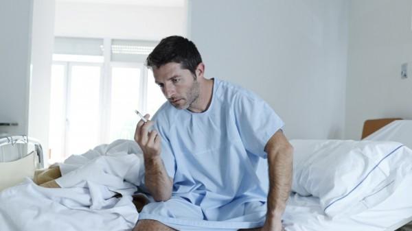 Rauchstopp mindestens vier Wochen vor OP