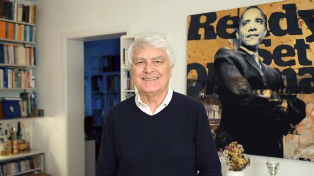 Professor Glaeske bricht im ZDF eine Lanze für die Apotheker. (Foto: nik / daz)