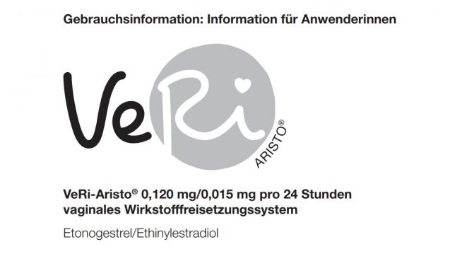 Die Gebrauchsinformation vom Juli 2017 zu Veri-Aristo findet man im Internet. (Screenshot)