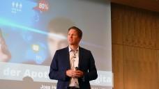 Joss Hertle von Google Deutschland gab beim Wifo des DAV Tipps. (Foto: DAZ/diz)