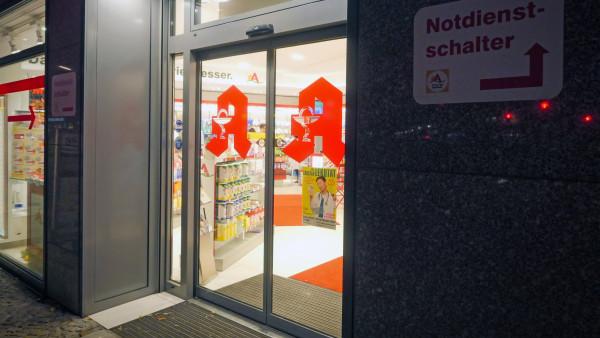 Apotheker fordern Überprüfung der Notdienstpauschale