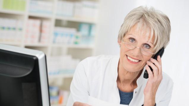 40 Prozent der Apotheker und Apothekerinnen in Deutschland sind über 50 Jahre alt. (Foto: contrastwerkstatt/Fotolia)