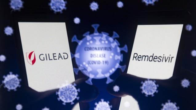 Wie wirkt Remdesivir, das erste Arzneimittel gegen COVID-19? (m/ picture alliance / ZUMAPRESS.com | Andre M. Chang)