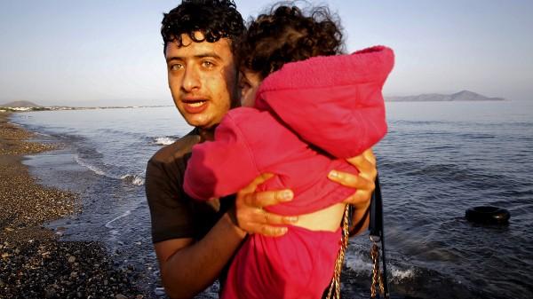 Spendenaufruf für Flüchtlinge in Griechenland